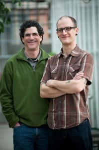 Dr. Andrew Riseman & Greg Rekken
