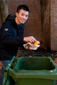 Pilot Project Reduces Food Waste