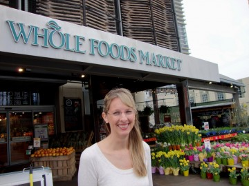 Animal Welfare Alumna Helping to Set Standards for Whole Foods Market