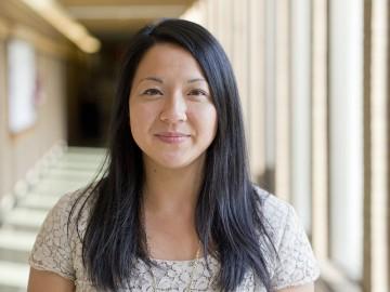 Natalie Lim, LFS Undergraduate Advising Officer