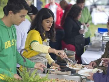 More than 500 people celebrate Joy of Feeding at the UBC Farm