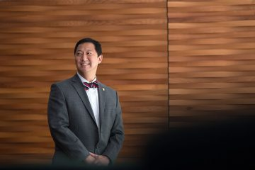 Dr. Santa Ono named 15th UBC President and Vice Chancellor